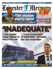 Leicester Mercury Subscription